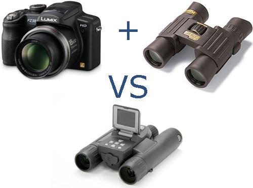 Digital Camera Binoculars Vs Camera Binoculars Best Binocular