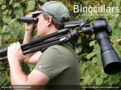 On safari with the Minox BD 7x28 Binoculars