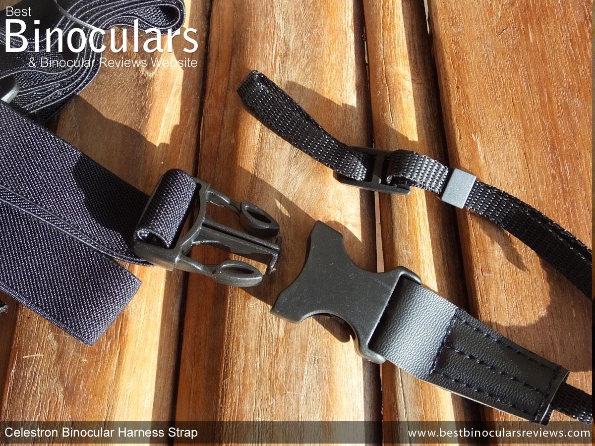 Celestron Binocular Harness Strap Connector Large celestron binocular harness strap review best binocular reviews
