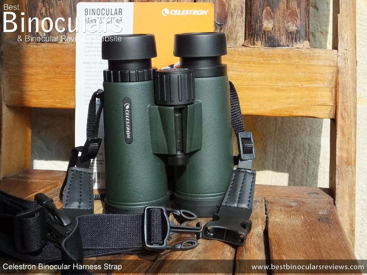 Celestron Binocular Harness Strap Connectors Large celestron binocular harness strap review best binocular reviews