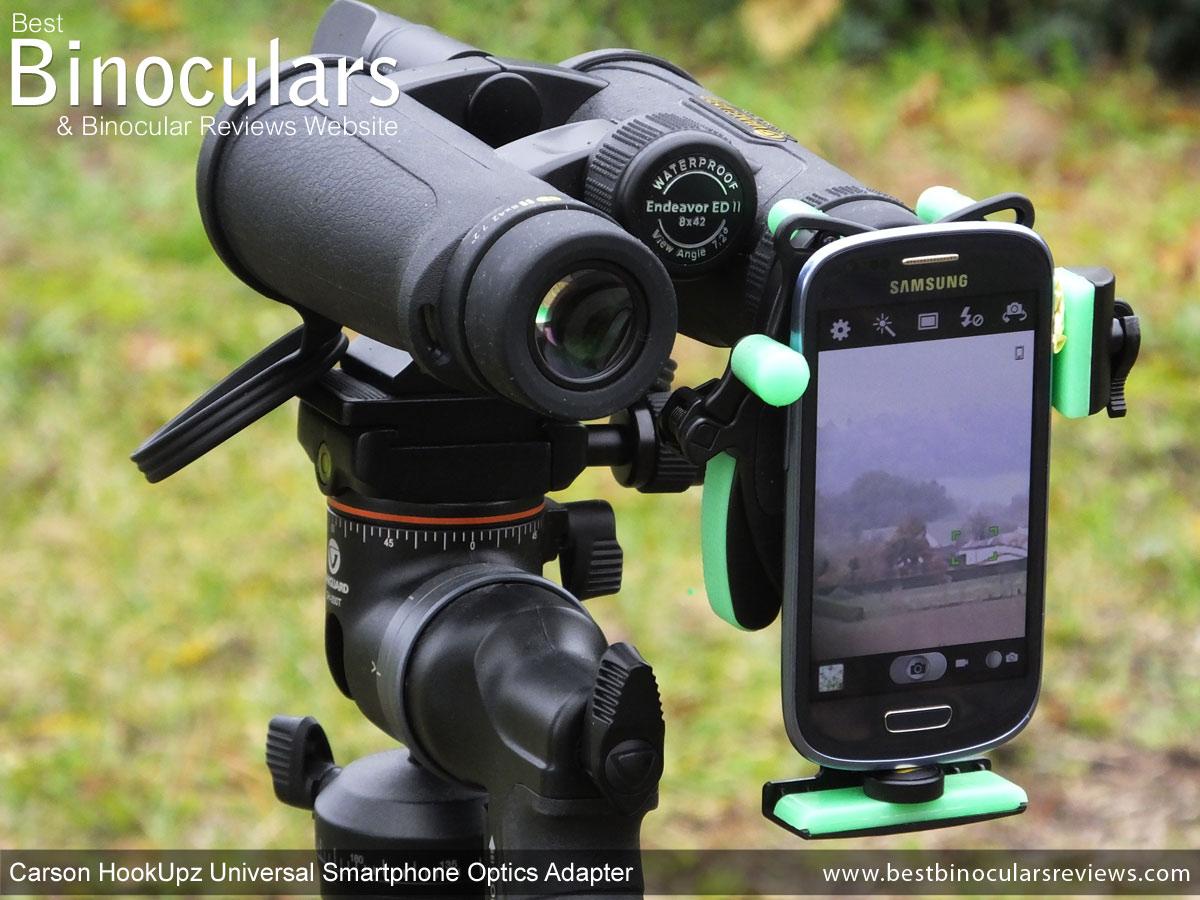 carson hookupz universal   is 100 smart phone optics
