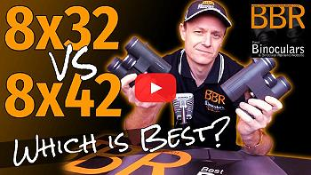 8x32 vs 8x42 - Which is Best?