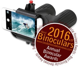 SnapZoom Universal Digiscoping Adapter - 2016 BBR Award Winner
