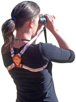 Stability and Comfort, the Binocular Harness