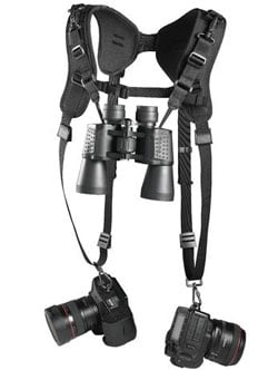 BlackRapid Double Camera Strap and HArness System