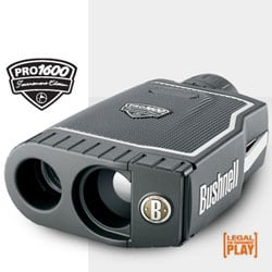 Bushnell Pro 1600 Tournament Rangefinder