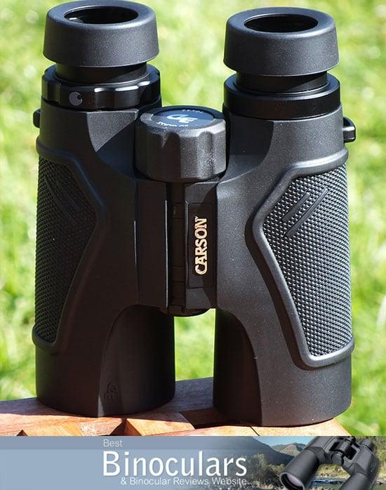 Carson 10x42 3D Series Binoculars