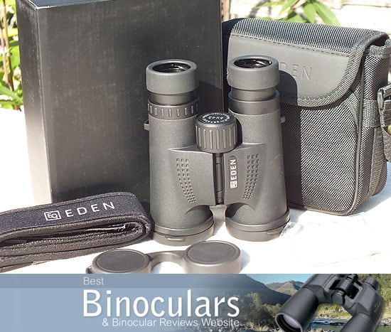 Eden Quality 8x42 XP Binoculars