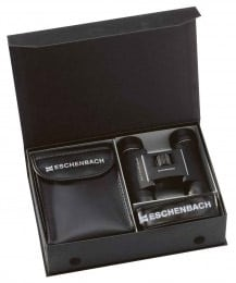 Display box: Eschenbach Farlux F 10x28 B Binocular
