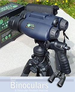 Luna Optics LN-SB50 attached to a tripod