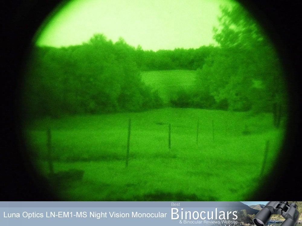 Luna Optics Ln Em1 Ms 1x26 Night Vision Monoculars Review