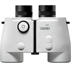 MINOX BN 7x50 DC Nautic Binoculars in White