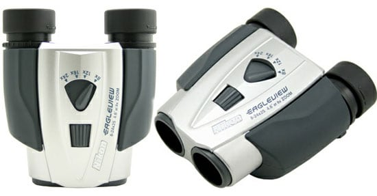 Nikon EagleView Zoom Binoculars