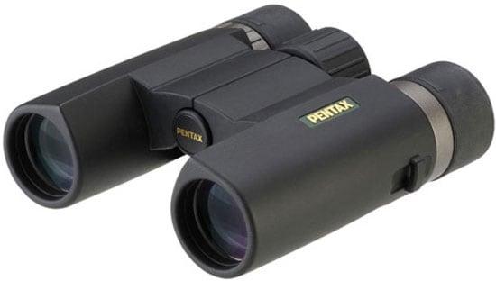 Pentax 9x28 DCF LV binoculars