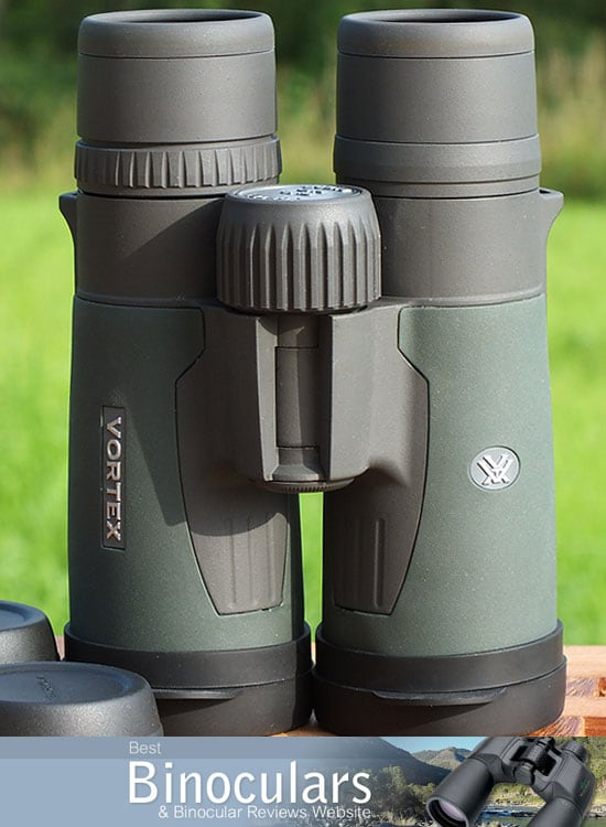 The 8x42 Vortex Razor HD binoculars