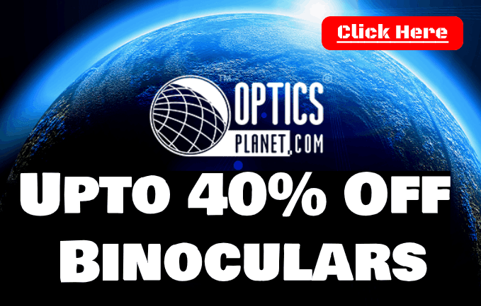 Binocular Deals at Optics Planet, Upto 40% Off