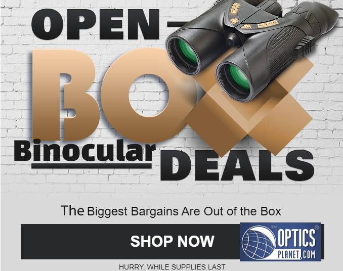 Shop DEMO & Open Box at Optics Planet