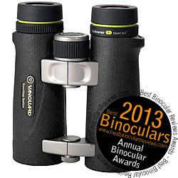 Lockable Diopter on the Vanguard 10x42 Endeavor ED Binoculars
