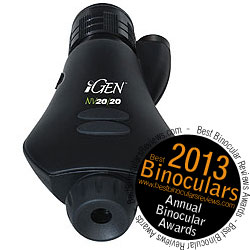 Night Owl Optics 2.6 x 39 iGen Binoculars