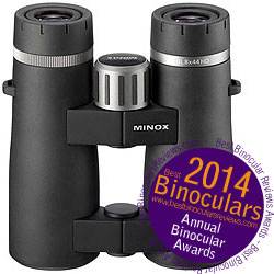 Review of the Minox BL 8x44 HD Binoculars