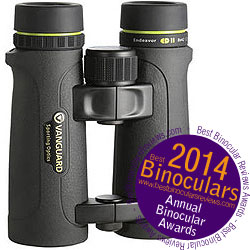 Review of the Vanguard Endeavor ED II 8x42 Binoculars