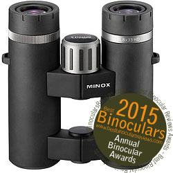 Minox 8 x 33 BL HD Binoculars