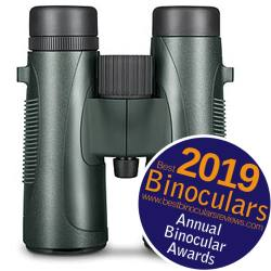Winner Best Value Binocular 2016, the Hawke Endurance ED 8x42 Binoculars