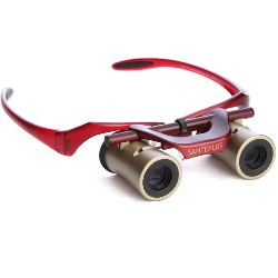 Kabuki Glasses 4x13 hands-free binoculars by SantePlus