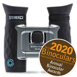 Steiner 10 x 26 BluHorizons Binoculars