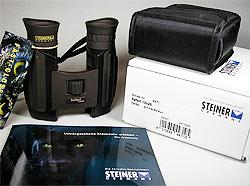 Steiner safari pro 10x26 binoculars review