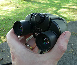 Pentax 8x21 UCF Compact binoculars