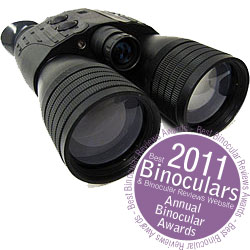 Luna Optics 3 x 50 LN-PB3 Night Vision Binoculars
