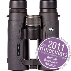 Eagle Optics 8 x 42 Ranger ED Binoculars