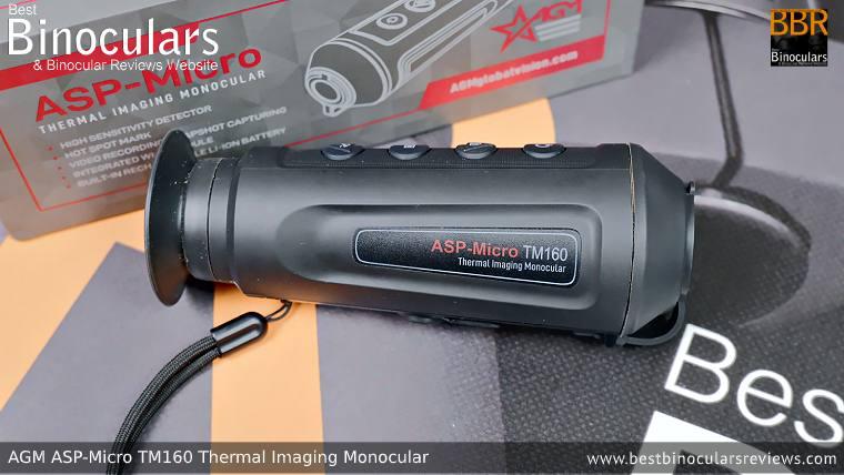 AGM Asp-Micro TM160 Thermal Imaging Monocular