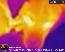 Sample Photo taken with the AGM Asp-Micro TM160 Thermal Imaging Monocular