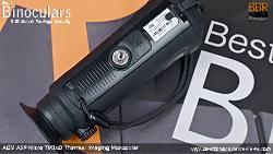 Underside of the AGM Asp-Micro TM160 Thermal Imaging Monocular