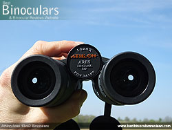 Focusing the Athlon Ares 10x42 Binoculars