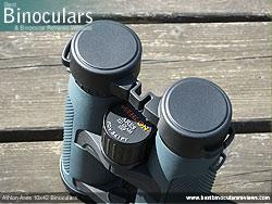 Rainguard on the Athlon Ares 10x42 Binoculars