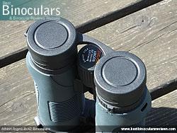 Rain Guard on the Athlon Argos 8x42 Binoculars
