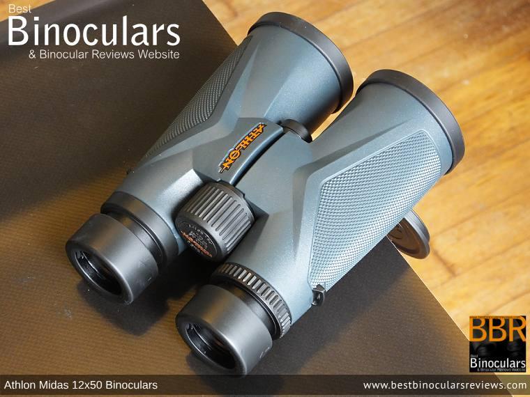 Athlon Midas 12x50 Binoculars