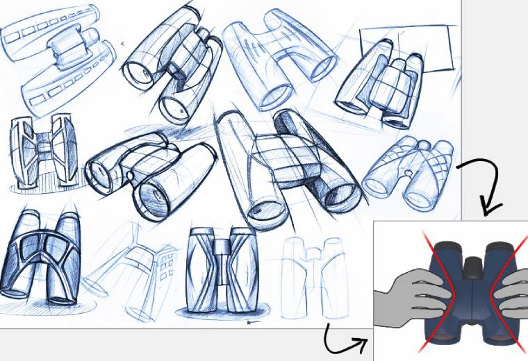 Designing the Athlon Midas 8x42 Binoculars