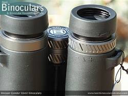 Diopter Adjustment on the Bresser Condor 10x42 Binoculars
