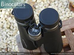 Rain Guard on the Bresser Condor 10x42 Binoculars