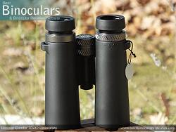 Underside of the Bresser Condor 10x42 Binoculars