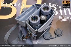 Carry Case for the Bresser Pirsch ED 8x42 Binoculars