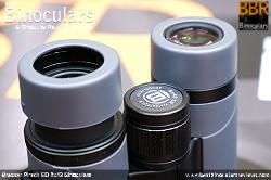 Eyecups on the Bresser Pirsch ED 8x42 Binoculars