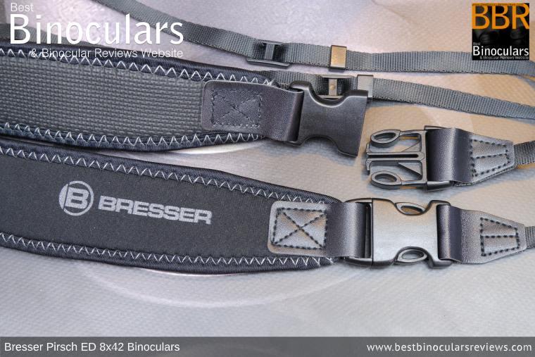 Neck Strap for the Bresser Pirsch ED 8x42 Binoculars