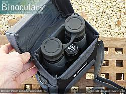Carry Case for the Bresser Pirsch ED 8x56 Binoculars