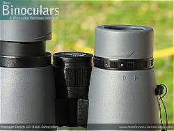 Diopter Adjustment on the Bresser Pirsch ED 8x56 Binoculars