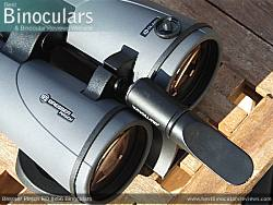 Eyecups on the Bresser Pirsch ED 8x56 Binoculars